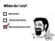 Haha, I'm crying... :)