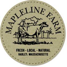 Mapleline Farm. Best Jersey milk!