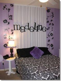 Bedroom Wall Decals   Girl Bedroom Ideas on Wall Decals For Kids Bedrooms Indoema Com