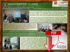 #Educacion #RA Portal web en versión beta que permite realizar presentaciones al estilo power point para poner en práctica la realidad aumentada en el aula.
