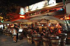 Tequila Barrel, Playa del Carmen