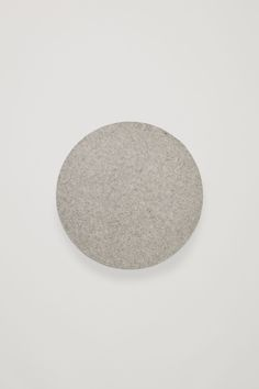 COS image 2 of HAY Felt Dish Mat in Grey Light