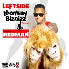 Leftside (@Leftsidedrevil) Ft. Redman (@therealredman) | Monkey Biznizz [Music]- http://getmybuzzup.com/wp-content/uploads/2014/07/Leftside-Monkey-Biznizz-feat.-Redman.jpg- http://getmybuzzup.com/leftside-leftsidedrevil-ft-redman-therealredman-monkey-biznizz-music/- Leftside – Monkey Biznizz (feat. Redman) Leftside's theme song for mischief-making gets an added twist from East-coast rap legend Redman! This caliber of an artist combo happens rarely, and its coming