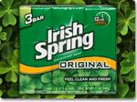 Get clean and smell good for a solid 24 hours using Irish Spring's bar soap for men; Shower Accessories, Bath Soap, Super Clean, Man Stuff, Smell Good, Ocd, Body Wash, No Frills, Irish
