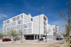 Galeria - Habitação Social em Valleca´s Eco-boulevard / Olalquiaga Arquitectos - 71
