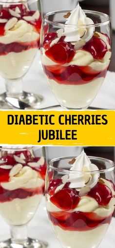 Dessert Glasses, Instant Pudding Mix, Cherries Jubilee, Metabolic Diet, Whipped Topping, Serving Size, Cheesecake Recipes, 1 Cup, Sugar Free