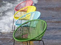 Other Image Joalie resin wicker garden chair La Redoute Interieurs