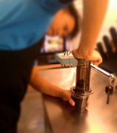 你要壓力我有壓力就咁解決 #6halfcoffee #coffee #eatery #roastery #sixandahalfcafe #aeropress #aeropresscoffee #coffeeart #ipbdp #barista #espresso #coffeelover #brewjob #brewmafia #malaysiancafes #ipohcafe #cafehopipoh #cafehopmy #muahmuah http://ift.tt/1Vbg53z