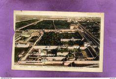 MAROC Meknes Le Palais Du Sultan Moulay Ismael  Vu En Avion - Meknès