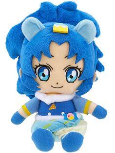 New! Kira Kira Precure Cure Gelato Plush Doll Stuffed Bandai Japan F/S #Bandai