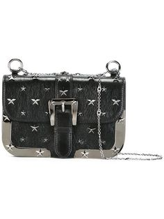 f926b5f3c RED VALENTINO Star Stud Crossbody Bag. #redvalentino #bags #shoulder bags  #leather #crossbody #