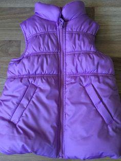 Fleece Lined Puffer Vest (Girls Size Puffer Vest, Shell, Product Description, Boutique, Girls, Jackets, Fashion, Little Girls, Down Jackets