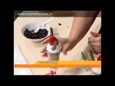 COMO HACER MINI POSTRES PARA MESAS DULCES - YouTube