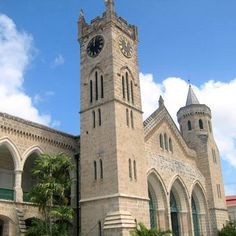 Discover historic sites, waterfront dining, superb shopping & beautiful vistas on a virtual walk through the historic capital city of #Barbados - Bridgetown