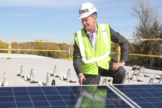 Gov. Hickenlooper joins Colorado energy office and GRID Alternatives