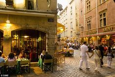 Lunching it in Lyon: France's second city is a first-rate experience, especially for foodies