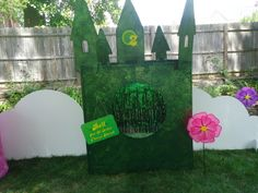11 party ideas inspired by Oz The Great and Powerful