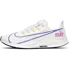 2014 Nike Air Zoom Pegasus Dame Schuhe weiß grün Nike