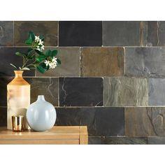 Indian Creek Slate Tile - 8 x 12 - 924101197 | Floor and Decor