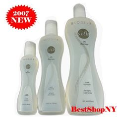 Biosilk Silk Therapy Combo One of Each Size 350ml+150ml+50ml by Farouk Systems. $54.99