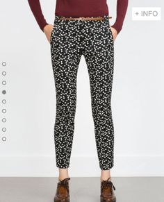 The trousers the Duchess of Cambridge wore to the Rugby World Cup are by Zara and are available for €30 on the Zara website
