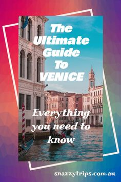 It is so unique. There is no other place like it anywhere in the world. A fascinating and majestic city with a colourful and rich history, it has an undeniable charm that sweeps everyone off their feet. Yes, it's romantic, captivating and enchanting, but it's more than just those things. #veniceguide #venicetravel #veniceblog #veniceitaly #venicelagoon Luxury Travel, Us Travel, Family Travel, Amazing Destinations, Vacation Destinations, Venice Guide, Republic Of Venice, Carnival Of Venice, Venice Travel