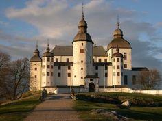 Läckö slott, Sweden