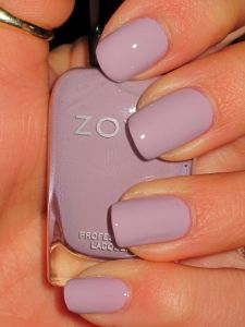 Hmmm...mani pedi color for this weekend?!