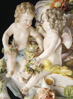 Limoges figurines