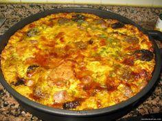Spanish Kitchen, Spanish Food, Spanish Recipes, Polenta, Yummy Food, Tasty, Avocado Recipes, Savoury Dishes, Empanadas