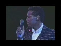 Creepin - Luther Vandross - Live At Wembley 1987
