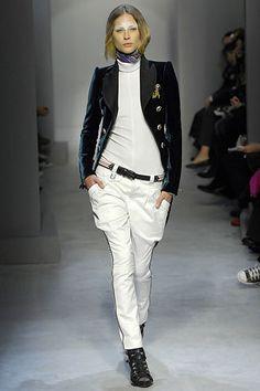 Balenciaga Fall 2007 Ready-to-Wear Fashion Show - Catherine McNeil