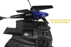 Professional RC Helicopter FQ777-610 by podoqo