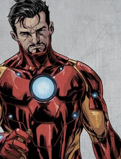Iron Man Armor Model 37 by Mark Brooks New Iron Man, Iron Man Suit, Iron Man Armor, Marvel Comics Art, Marvel Heroes, Marvel Comic Character, Marvel Characters, Superman, Batman