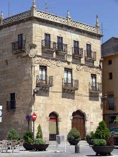 Casa del Primer Marqués de Cerralbo de Ciudad Rodrigo