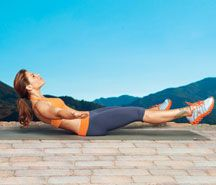Get twice as toned in half the time - the magic 8 moves