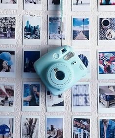 "1,764 Likes, 16 Comments - instax HQ (UK) (@instaxhq) on Instagram: ""Feeling beautiful in blue #repost from @fun.and.nice #instax #instaxmini9 #instantphotography…"""