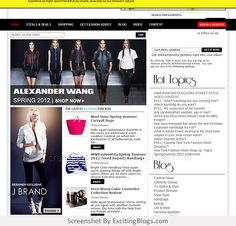 Fashion Shops Online,Fashion Tips and Fashion News In One Place - Click to visit site:  http://1.33x.us/J6DcTQ