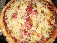 Beer Pizza Crust Recipe - Genius Kitchen