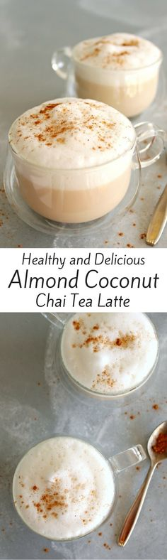 Gluten free, dairy free, refined sugar free, vegan with honey substitute. Hot beverages