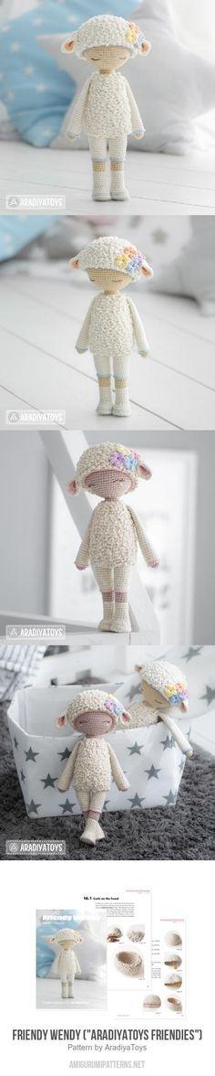Amigurumi Archives - Page 3 of 1195 - Wiezu Crochet Toys Patterns, Amigurumi Patterns, Amigurumi Doll, Stuffed Toys Patterns, Crochet Dolls, Cute Crochet, Knit Crochet, Knitting Projects, Crochet Projects