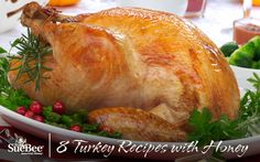8 Turkey Recipes With Honey for Thanksgiving