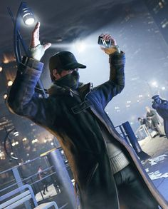 Watch Dogs: free roam mode confirmed by Ubisoft 4k Gaming Wallpaper, Dog Wallpaper, Gaming Wallpapers, Apple Wallpaper, Forge Game, Watch Dogs 1, Dog Pictures, Funny Pictures, Dog Artwork