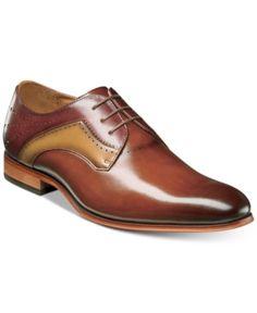 3cc570e9d0 Stacy Adams Men Savion Plain-Toe Oxfords Men Shoes