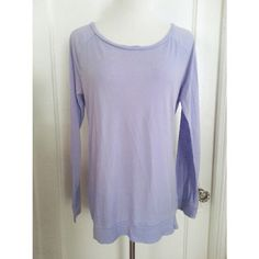 {victoria's secret PINK} lavender tunic top Cute and comfy lavender tunic top from Victoria's Secret PINK.  Wear with leggings and converse!  Gently worn with pilling. Has one small hole near the bottom by the dog symbol.   Size small. 60% cotton 40 % polyester Victoria's Secret Tops Tunics