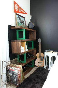 20 Amazing DIY Bookshelf Plans and Ideas – The House of Wood