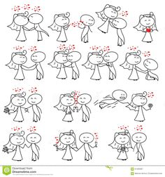 Stick Figure Wedding Clipart Clip Art Stick People by TeoldDesign Wedding Couples, Wedding Gifts, Couple Clipart, Stick Figures, Button Art, Wedding Ceremony Backdrop, Wedding Guest Book, Groomsman Gifts, Love And Marriage