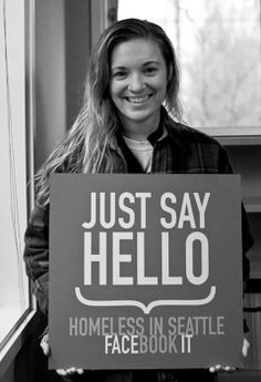Just Say Hello, Donate Now, Seattle, Amber, Community, Goals, Shit Happens, Sayings, Face