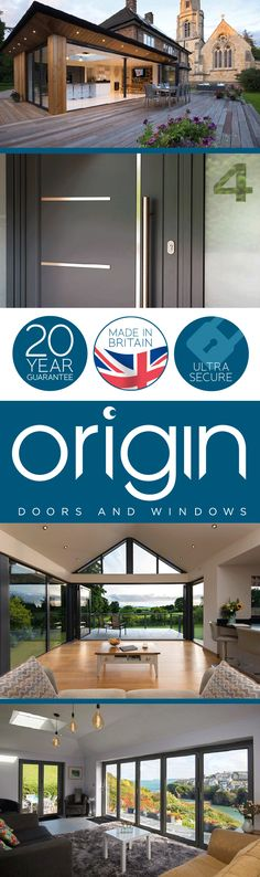 Download a FREE brochure. The world's leading brand of aluminium Bi-folding Doors