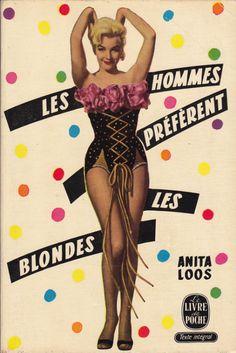 Les hommes préfèrent les blondes, 1962